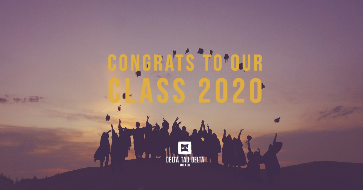 Congrats to our Class 2020